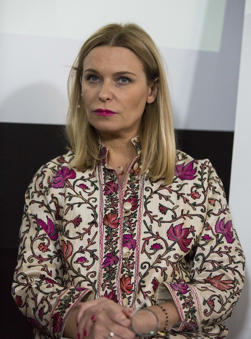 Paulina Młynarska /Andrzej Hulimka  /Reporter