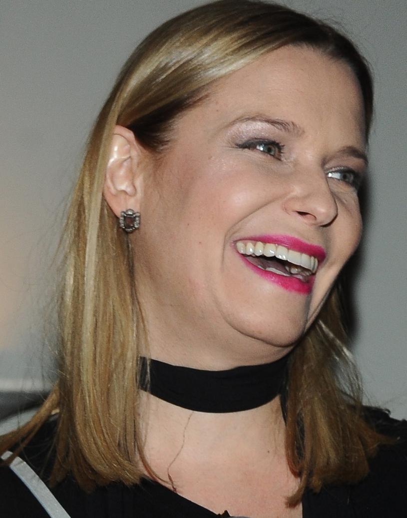 Paulina Młynarska /Andras Szilagyi /MWMedia