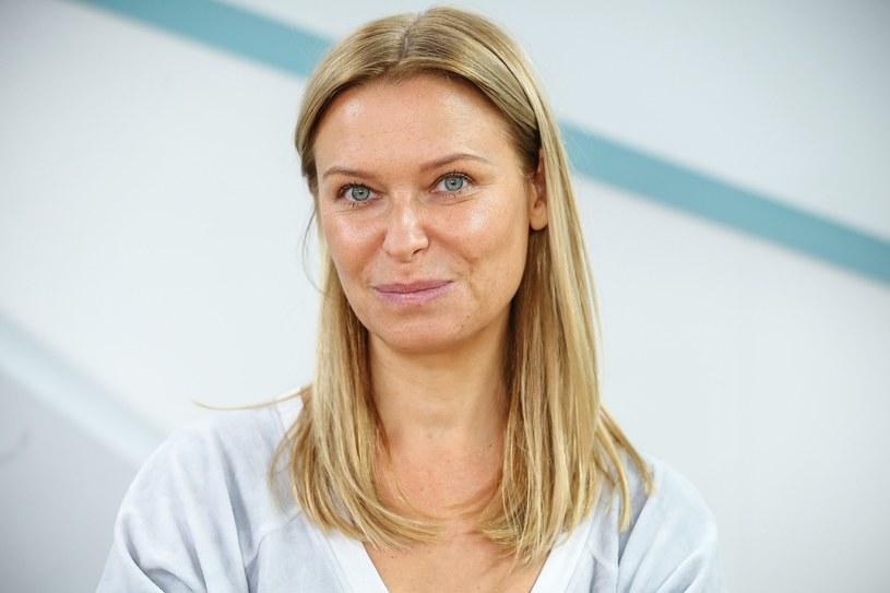 Paulina Młynarska /Kamil Piklikiewicz /East News
