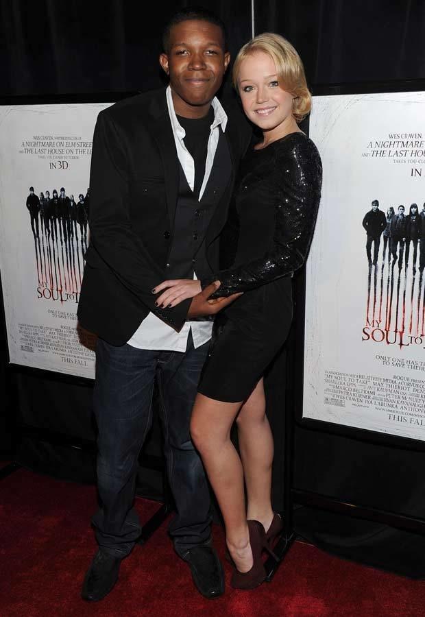 Paulina Olszyński i Denzel Whitaker, fot. Jason Kempin  /Getty Images/Flash Press Media