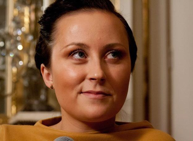 Paulina Przybysz kolęduje z grupą Rita Pax - fot. Krystian Maj /Reporter