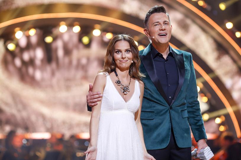 Paulina Sykut-Jeżyna i Krzysztof Ibisz ponownie poprowadzą taneczny program /AKPA