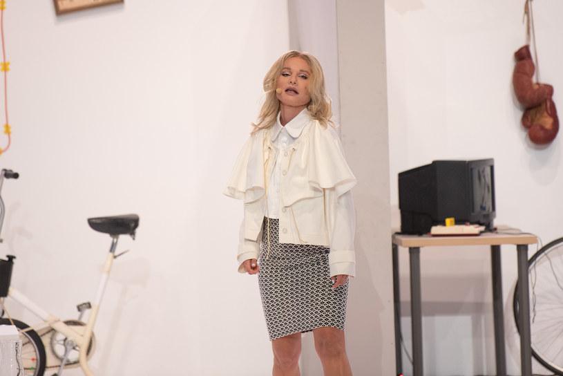 Paulina Sykut-Jeżyna jako Natalia Nykiel /Polsat