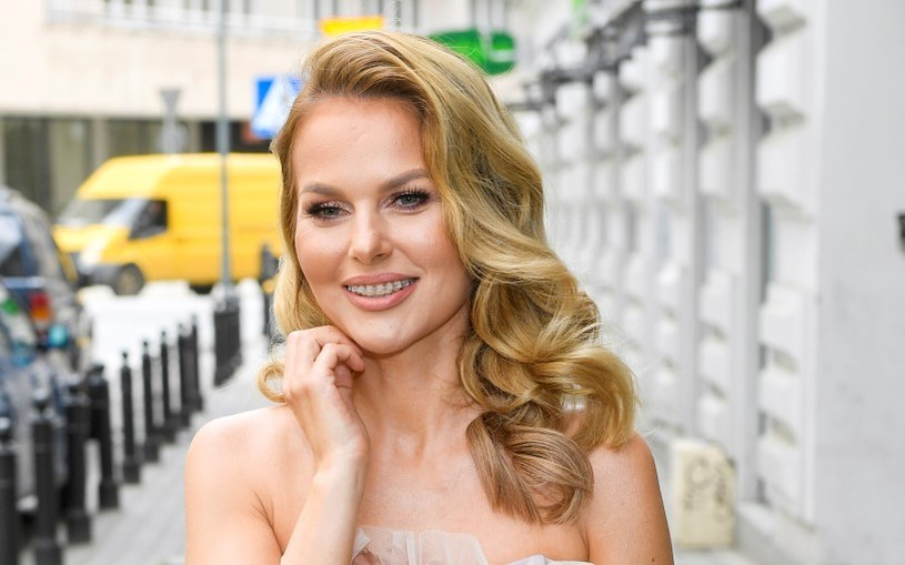 Paulina Sykut-Jeżyna jest jedną z najpopularniejszych prezenterek telewizyjnych w Polsce /Piętka Mieszko /AKPA