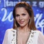 Paulina Sykut-Jeżyna zachwyca w ciemnej stylizacji