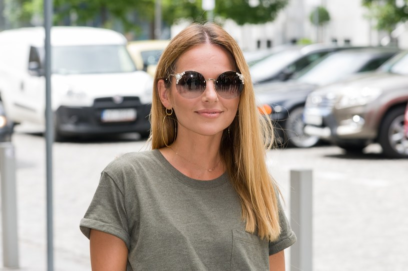 Paulina Sykut-Jeżyna /Artur Zawadzki/REPORTER /East News