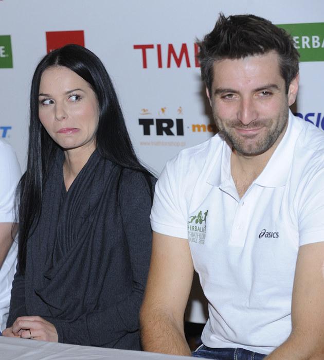Paulina Sykut, Maciej Dowbor /Jarosław Antoniak /MWMedia