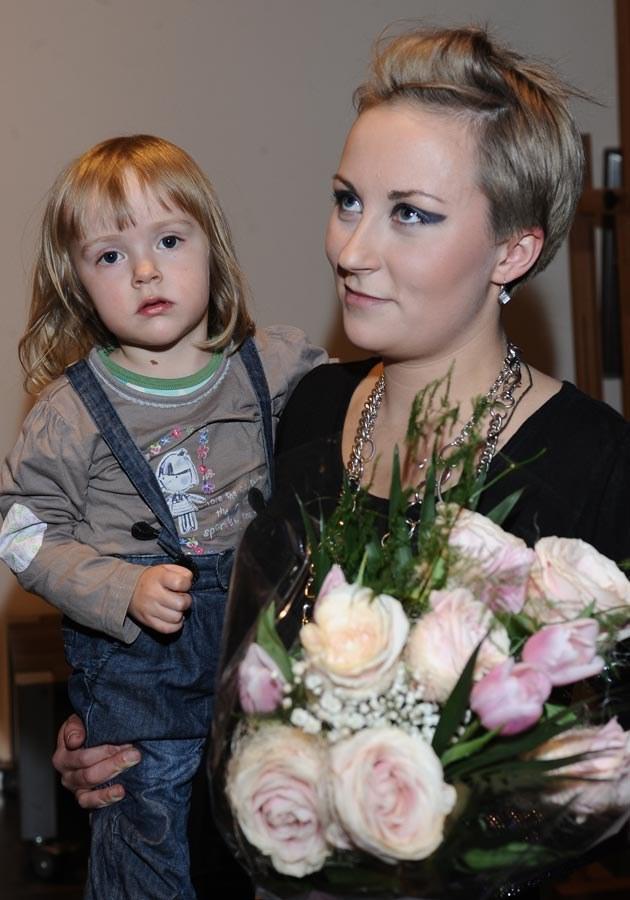 Paulina z córką Matyldą, fot.Andras Szilagyi  /MWMedia