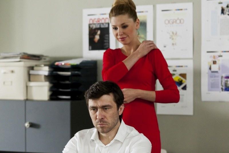 - Paulina zauroczy Roberta, który chwilowo straci dla niej głowę - zdradza aktorka. /Agencja W. Impact