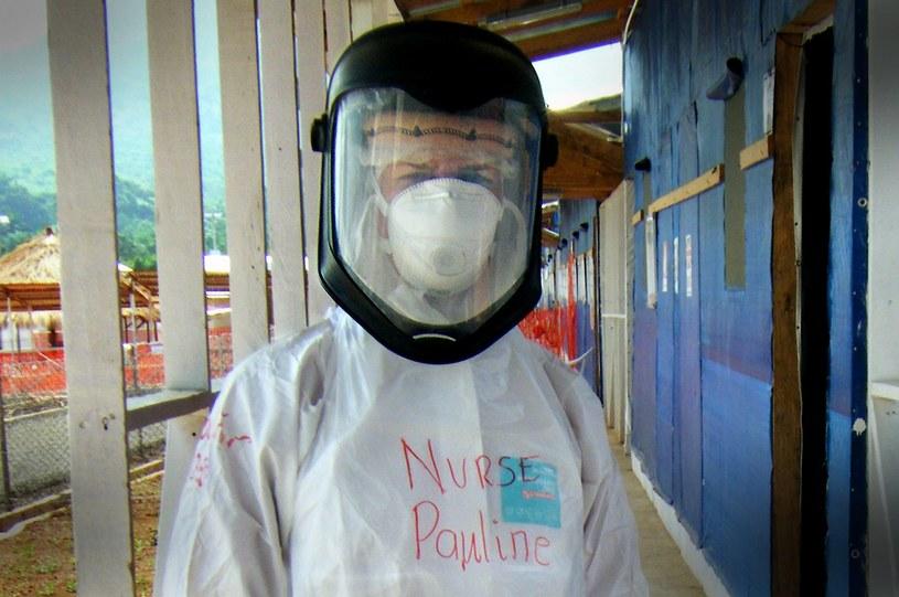 Pauline Cafferkey - pielęgniarka zakażona wirusem /PAP/EPA