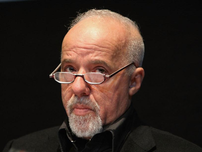 Paulo Coelho  /Getty Images/Flash Press Media