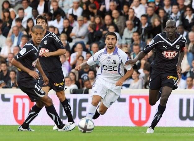 Paulo Machado (w białej koszulce) dostał szansę od selekcjonera Paulo Bento /INTERIA.PL/AFP