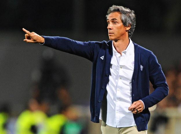 Paulo Sousa był trenerem Fiorentiny /MAURIZIO DEGL' INNOCENTI /PAP/EPA