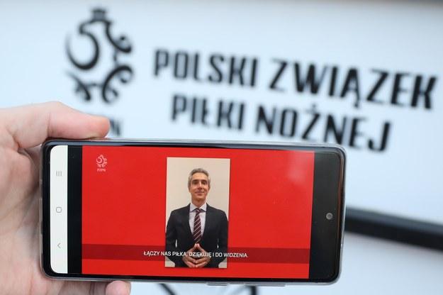 Paulo Sousa, nowy trener polskiej reprezentacji / Leszek Szymański    /PAP