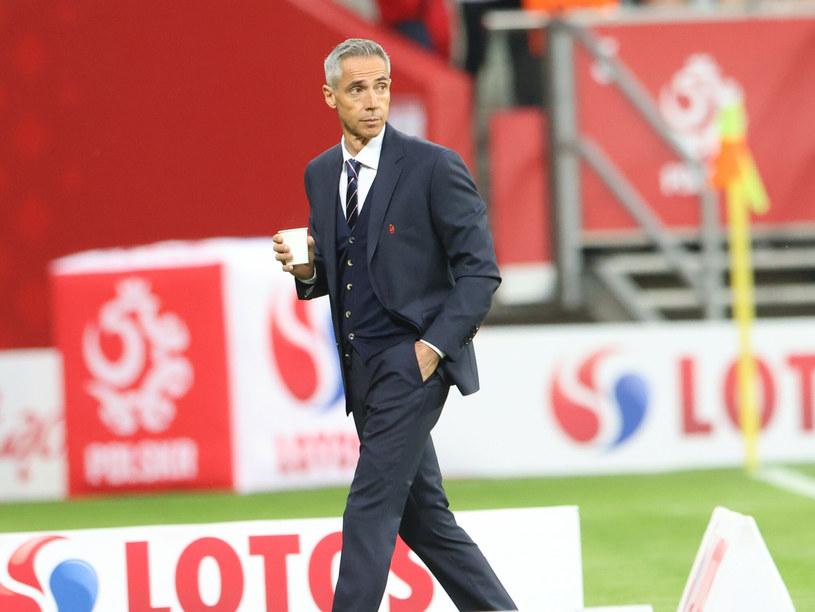Paulo Sousa prowadzi reprezentację Polski w piłce nożnej na Euro 2020 /Andrzej Iwańczuk /Reporter