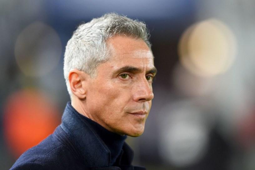 Paulo Sousa to jeden z mocniejszych kandydatów do objęcia fotela trenera reprezentacji Polski /AFP