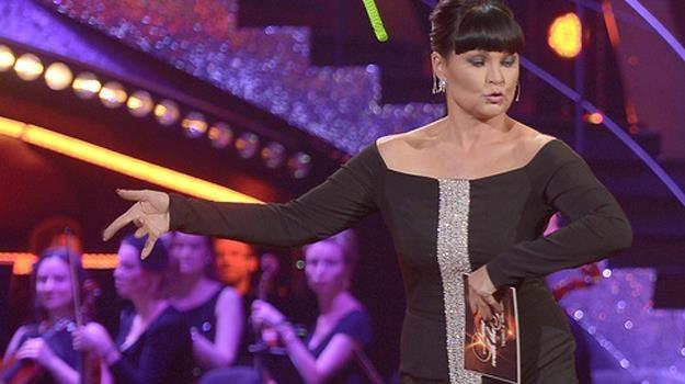 """Pavlović żałuje, że w czasach, kiedy była czynną tancerką, nie było """"Tańca z Gwiazdami""""/fot. Gałązka /AKPA"""