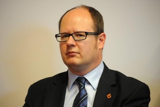 Paweł Adamowicz, fot. W. Strożyk /Reporter
