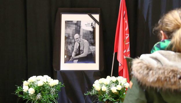 Paweł Adamowicz zmarł 14 stycznia /Jan Dzban /PAP