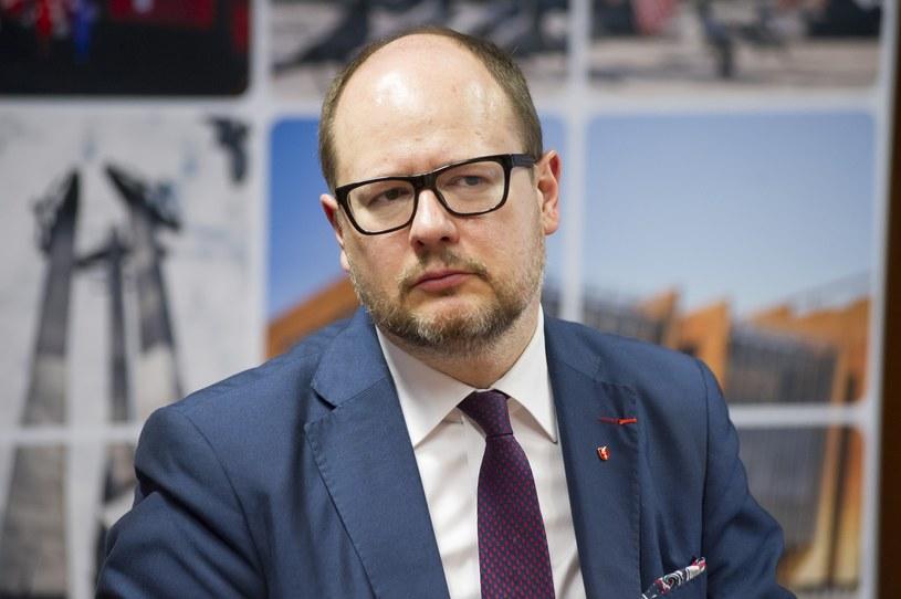 Paweł Adamowicz /Paweł Adamowicz /Reporter
