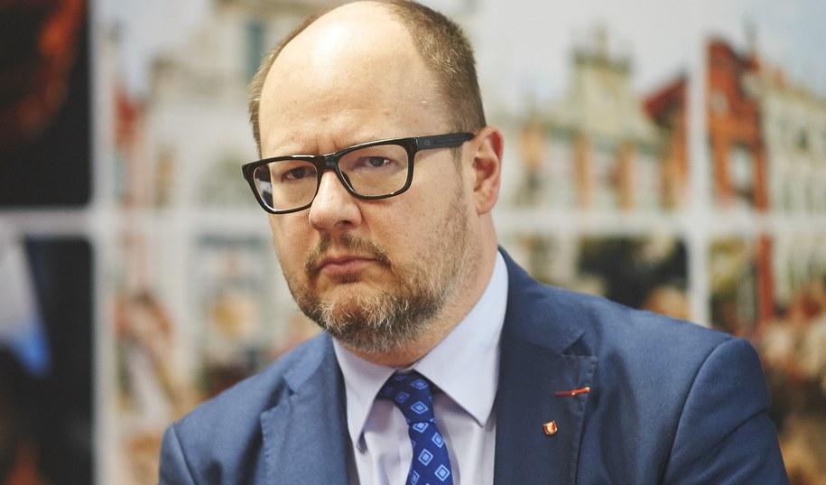 Paweł Adamowicz /PAP/Dominik Kulaszewicz /PAP