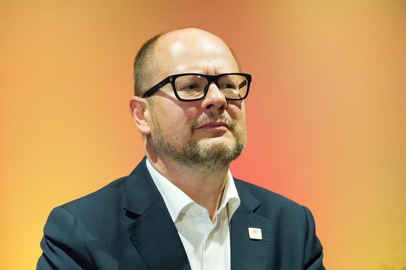 Paweł Adamowicz /Wojciech Stóżyk /Reporter