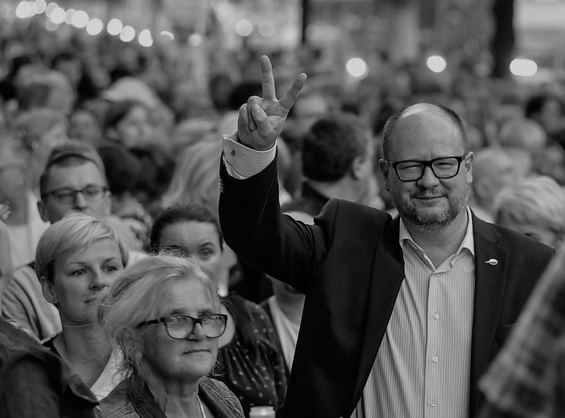Paweł Adamowicz /Przemek Świderski /East News