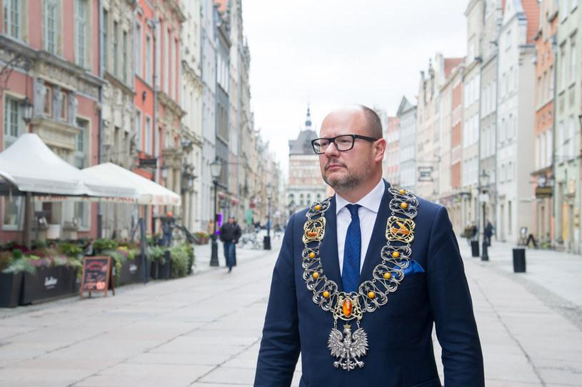 Paweł Adamowicz /Wojciech Stróżyk /Reporter