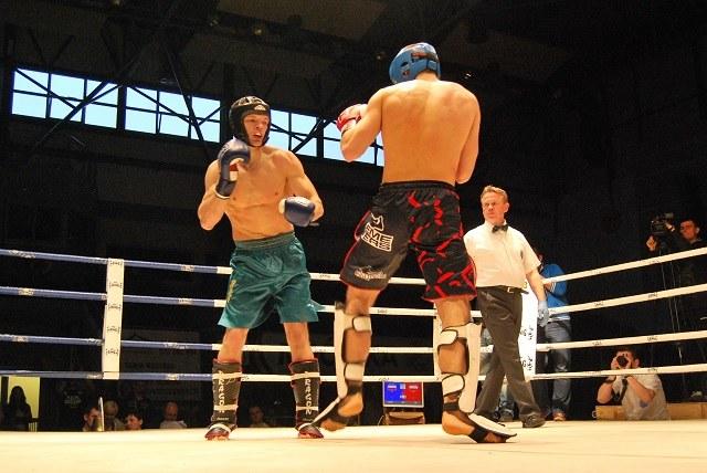 Paweł Biszczak przegrał swoją walkę /Kickboxing24.pl