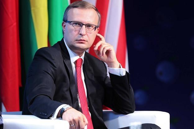 Paweł Borys /fot. Grzegorz Momot /PAP