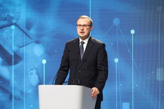 Paweł Borys, prezes PFR. Fot. T.Jastrzębowski /Reporter