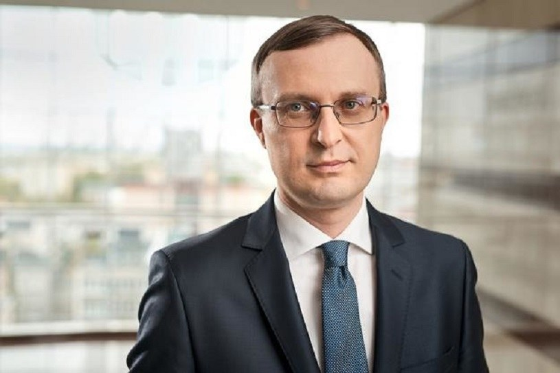 Paweł Borys prezes PFR /INTERIA.PL