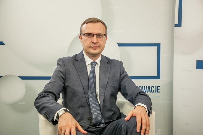 Paweł Borys, prezes PFR /INTERIA.PL