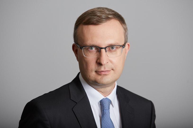 Paweł Borys, prezes Polskiego Funduszu Rozwoju. Źródło: PFR /Informacja prasowa