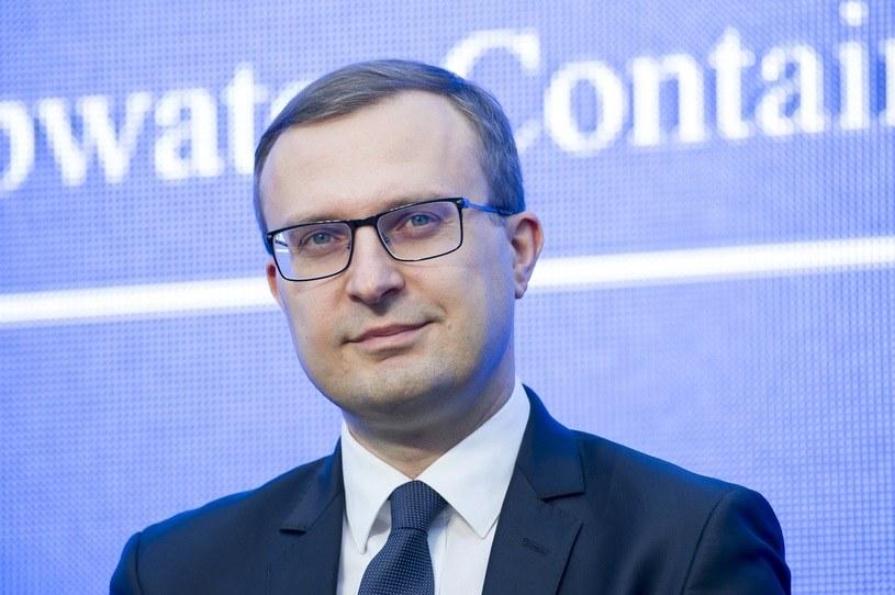 Paweł Borys, prezes Polskiego Funduszu Rozwoju /INTERIA.PL