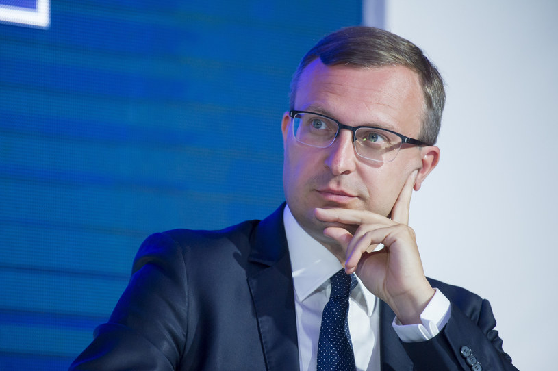 Paweł Borys, prezes Polskiego Funduszu Rozwoju /Fot. Wojciech Strozyk /Reporter