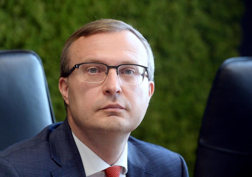 Paweł Borys, prezes Polskiego Funduszu Rozwoju /Jan Bielecki /East News