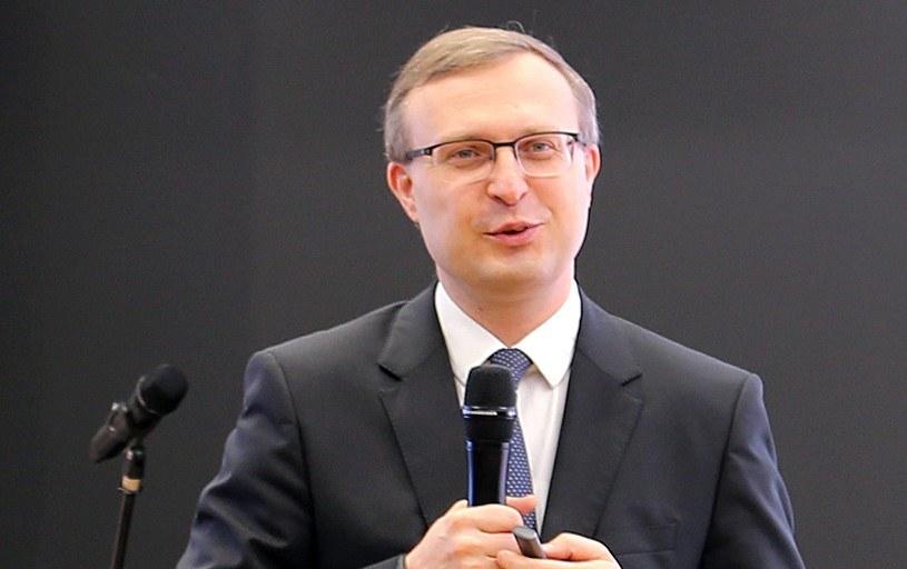 Paweł Borys szef PFR /Informacja prasowa