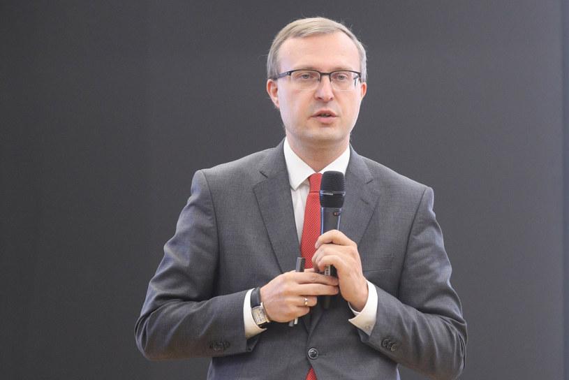 Paweł Borys, szef PFR /Tomasz Jastrzębowski /Reporter