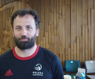 Paweł Brandt (fizjoterapeuta kadry siatkarzy): Zawsze po takiej długiej przerwie się ciężko wraca. Wideo