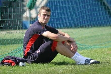 Paweł Brożek Fot. Adam Jastrzębowski /Agencja Przegląd Sportowy
