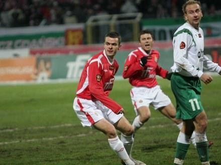 Paweł Brożek, fot: Ryszard Kotorowski /INTERIA.PL