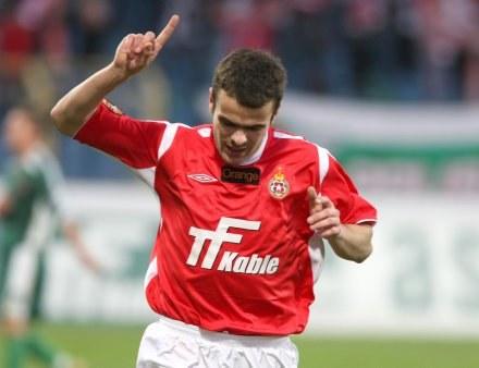 Paweł Brożek/fot. Tomasz Jagodziński /Agencja Przegląd Sportowy