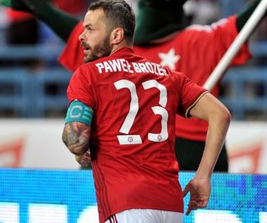 Paweł Brożek podpisał kontrakt z Wisłą Kraków