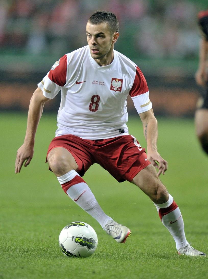 Paweł Brożek w przyszłym tygodniu zostanie piłkarzem Wisły Kraków /AFP