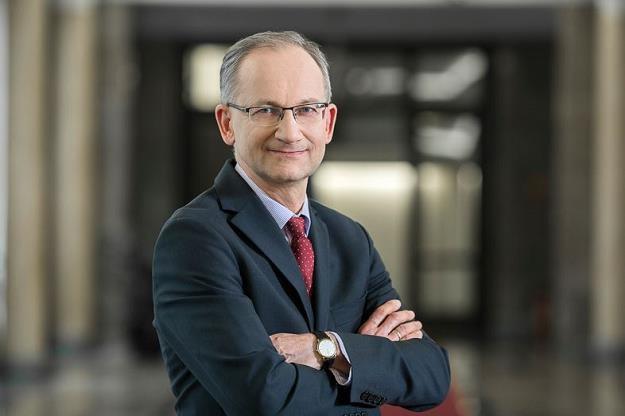 Paweł Cybulski, wiceminister finansów /