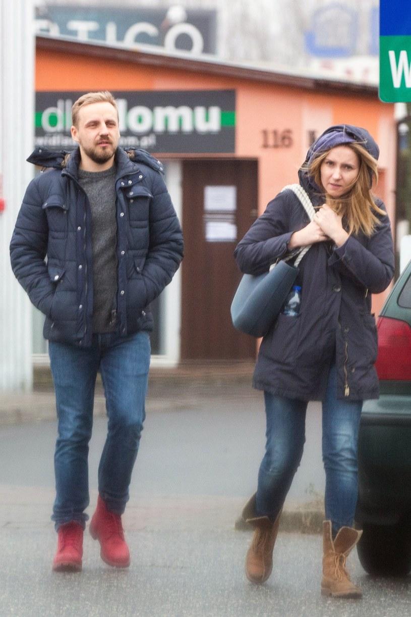 Paweł Domagała i Zuzanna Grabowska /Foto IP