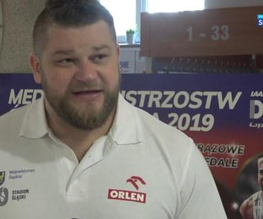 Paweł Fajdek: Jest zdrowie, jest uśmiech, są zakwasy. Wszystko, co być powinno (POLSAT SPORT). wideo
