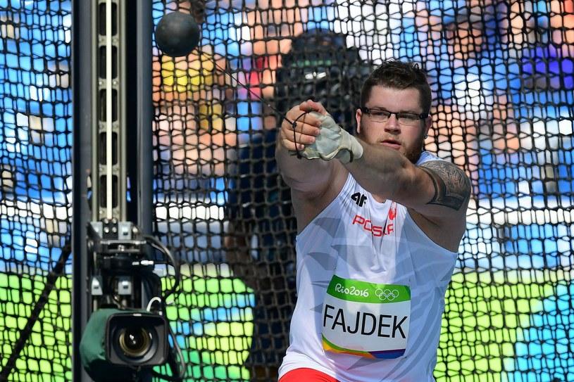 Paweł Fajdek szykuje formę na MŚ w Londynie. /AFP