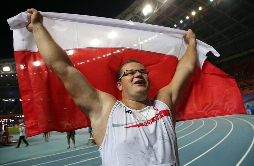 Paweł Fajdek to mistrz świata z 2013 roku /AFP